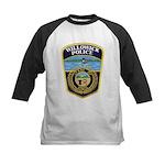 Willowick Police Kids Baseball Jersey
