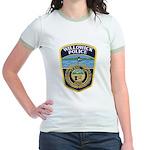 Willowick Police Jr. Ringer T-Shirt