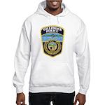 Willowick Police Hooded Sweatshirt