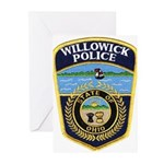 Willowick Police Greeting Cards (Pk of 10)