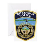 Willowick Police Greeting Card