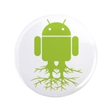 "Rooted Android 3.5"" Button"