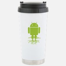 Rooted Android Thermos Mug