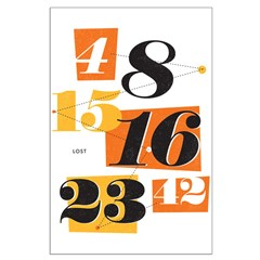 The Numbers Posters