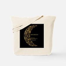 Midirs Brooch Tote Bag