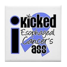 IKickedEsophagealCancer Tile Coaster