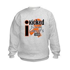 IKickedKidneyCancerAssv2 Sweatshirt