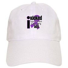 IKickedLeiomyosarcomaAss Baseball Cap