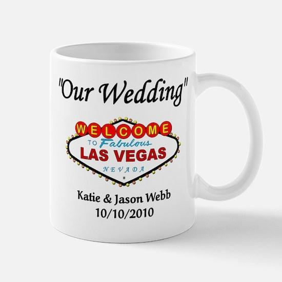 Our Wedding Personalized Mug