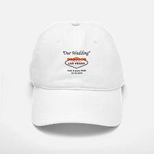 Our Wedding Personalized Baseball Baseball Cap