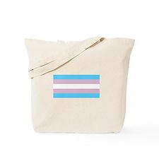 Trans Pride Tote Bag