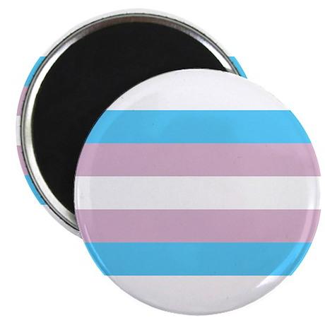 """Trans Pride 2.25"""" Magnet (10 pack)"""