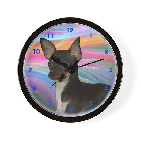 Chihuahua Wall Clock