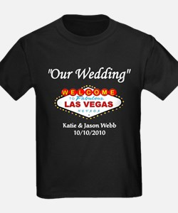 Our Wedding Personalized T