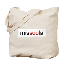 Cute Missoula montana Tote Bag