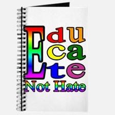 Educate Not Hate Journal