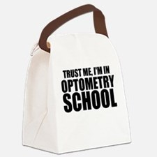 Trust Me, I'm In Optometry School Canvas Lunch