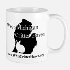 Unique West michigan critter haven%25252b bunny whisperer Mug