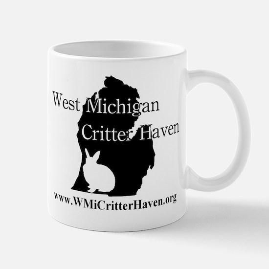 Cute West michigan critter haven Mug