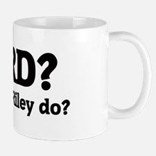 What would Riley do? Mug