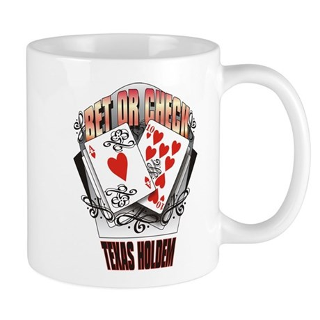 Texas Holdem 1 Mug