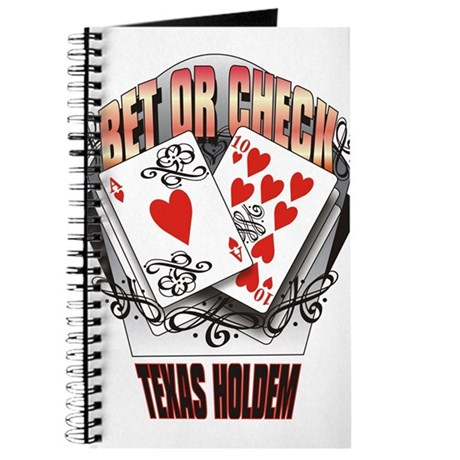 Texas Holdem 1 Journal