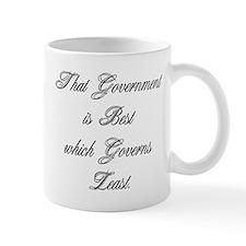 Small Government Mug