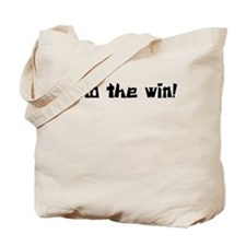 Pho The Win! Tote Bag