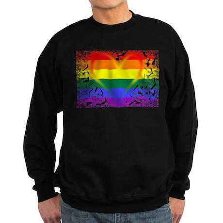 Gotta love that pride! Sweatshirt (dark)