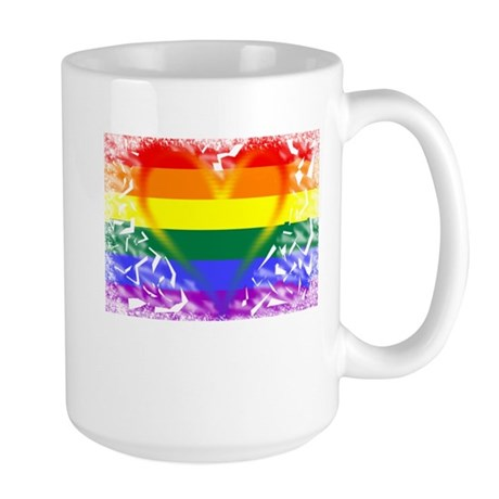 Gotta love that pride! Large Mug
