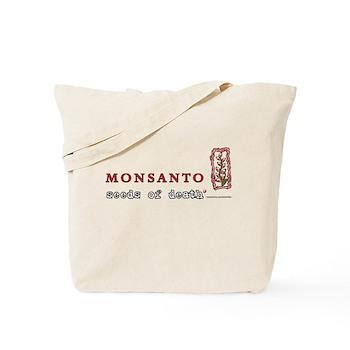 seeds of death Tote Bag