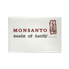 seeds of death Rectangle Magnet (100 pack)