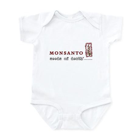 seeds of death Infant Bodysuit