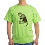 Monkey Green T-Shirt