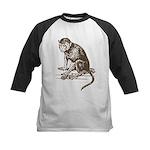 Monkey Kids Baseball Jersey