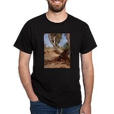 Australian Black T-Shirt