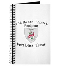 2nd Bn 5th Infantry Journal
