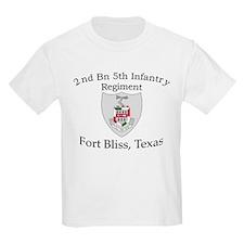 2nd Bn 5th Infantry T-Shirt
