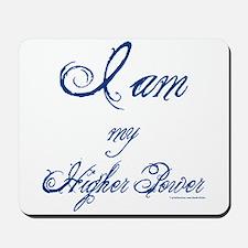 My Higher Power Mousepad