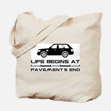 Range Rover Sport Tote Bag