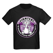 Cystic-Fibrosis Cat Fighter T