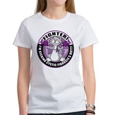 Cystic-Fibrosis Cat Fighter Tee