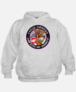 Cystic-Fibrosis Can Kiss My A Hoodie