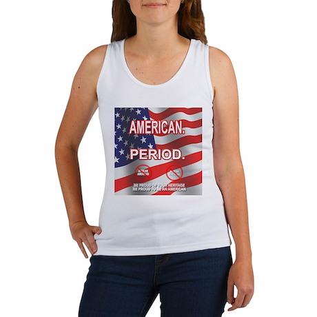 Proud American Women's Tank Top