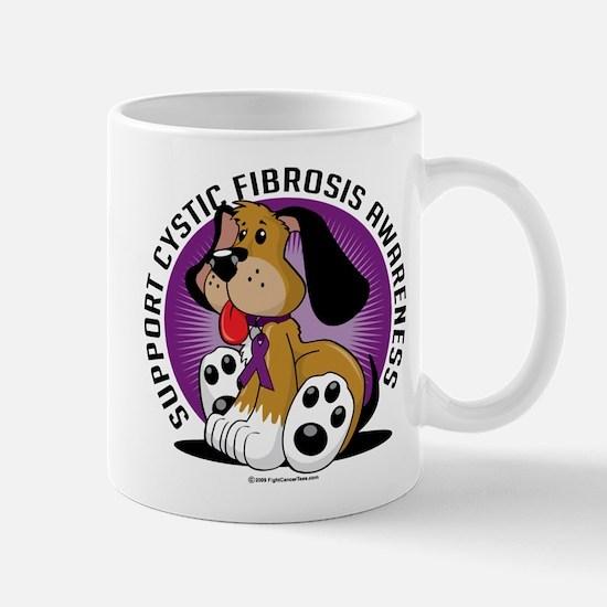 Cystic-Fibrosis Dog Mug