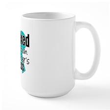 IKickedOvarianCancerAss Mug