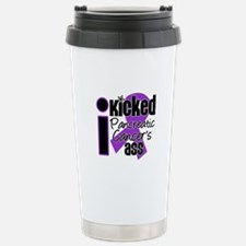 IKickedPancreaticCancerAss Travel Mug