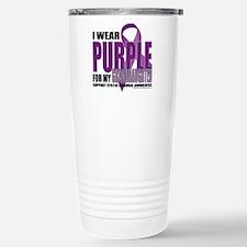 Cystic Fibrosis Purple For My Travel Mug