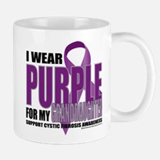 Cystic Fibrosis Purple For My Mug