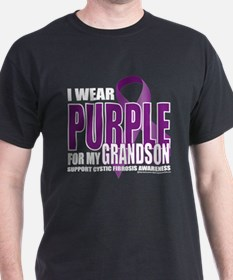 Cystic Fibrosis Purple For My T-Shirt